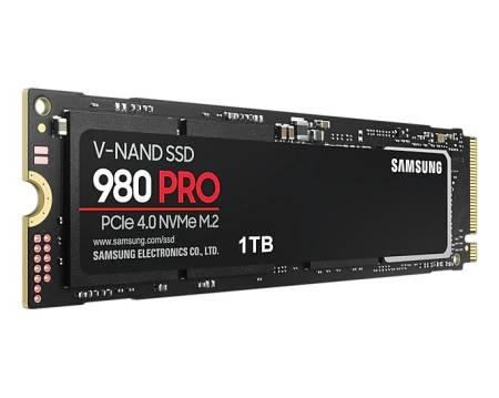 Samsung SSD 980 PRO 1TB Int. NVMe M.2 2280