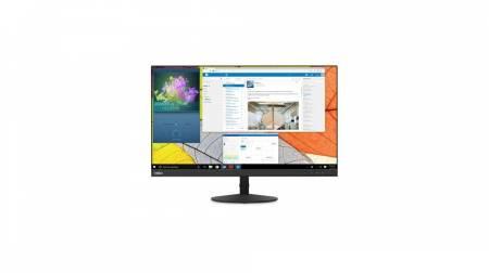"""Lenovo ThinkVision S27q-10 27"""" QHD LED Backlit LCD"""