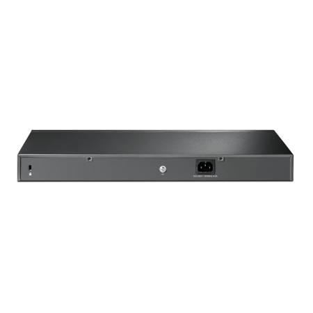 24-портов 10/100 Mbps PoE+ TP-Link JetStream TL-SL2428P комутотор с 4-Gigabit порта и 2 SFP слота