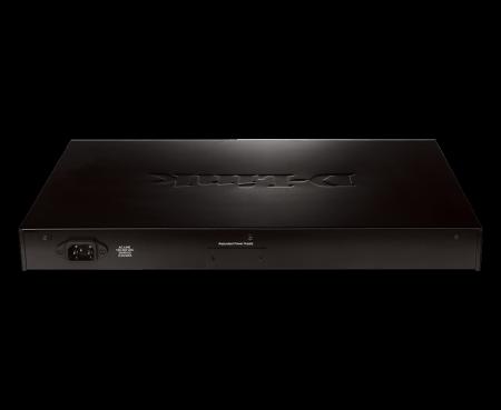 28-портов управляем Stackable Gigabit комутатор D-Link DGS-3420-28SC