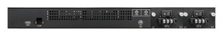 28-портов индустриален Layer 2+ Gigabit управляем комутатор D-Link DIS-700G-28XS