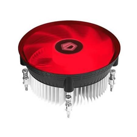 Охладител за Intel процесори ID-Cooling DK-03I-PWM-RED LED