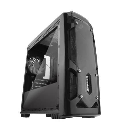 RGB кутия за настолен компютър Segotep Polar Light ATX Mini Tower