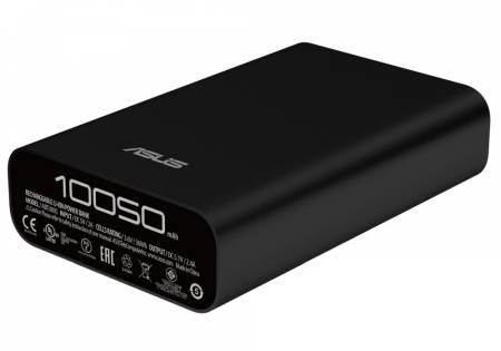 Asus ZenPower ABTU005 Lithium-Ion (Li-Ion) 10050mAh Power Bank - Black