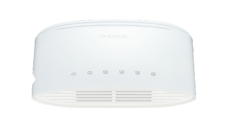 Комутатор D-Link DGS-1005D/E  5-port 10/100/1000 Gigabit Desktop DGS-1005D/E