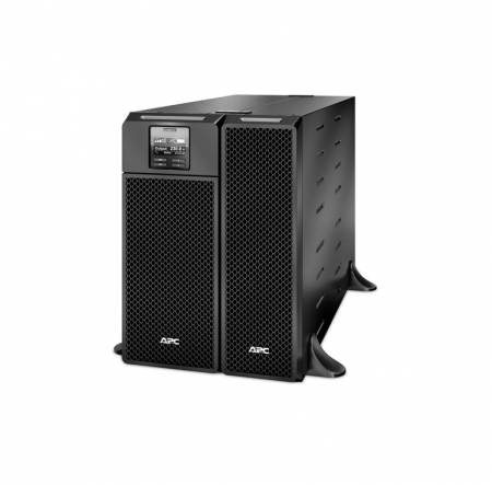 "APC Smart-UPS SRT 6000VA 230V + APC Smart-UPS SRT 19"" Rail Kit for Smart-UPS SRT 5/6/8/10kVA"