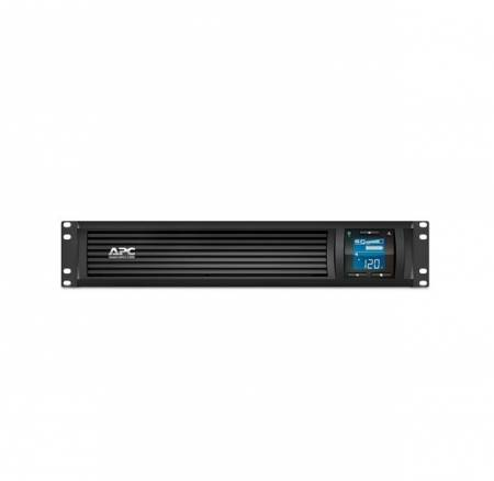 APC Smart-UPS C 1500VA LCD RM 2U 230V with SmartConnect + APC Essential SurgeArrest 8 outlets 230V Germany