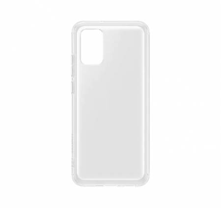 Samsung A02S Soft Clear Cover Transperant