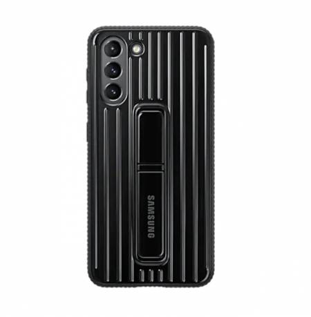 Samsung S21 Protective Standing Cover Black