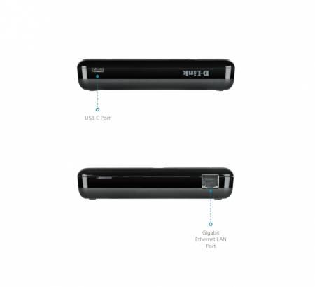 D-Link 5G Wi-Fi 6 Mobile Hotspot AX1800