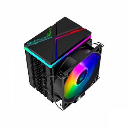 Охладител за Intel/AMD процесори ID-Cooling SE-914-XT-ARGB aRGB подсветка