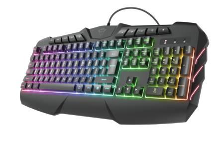 TRUST GXT 881 Odyss Semi-mechanical Keyboard US