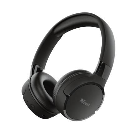 TRUST Zena Bluetooth Wireless Headphones