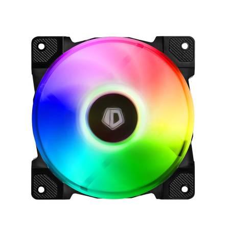 aRGB охлаждащ вентилатор за компютърна кутия ID-Cooling DF-12025-ARGB