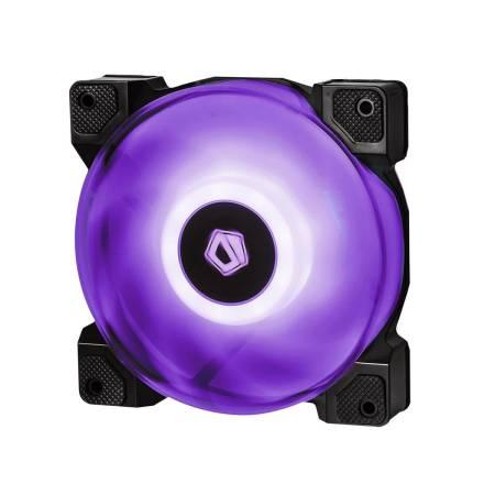RGB охлаждащ вентилатор за компютърна кутия ID-Cooling DF-12025-RGB