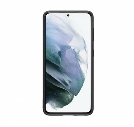 Samsung S21 Silicone Cover Black