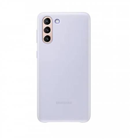 Samsung S21+ Smart LED Cover Violet