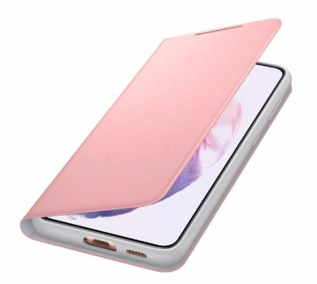Samsung S21+ Smart LED View Cover Pink