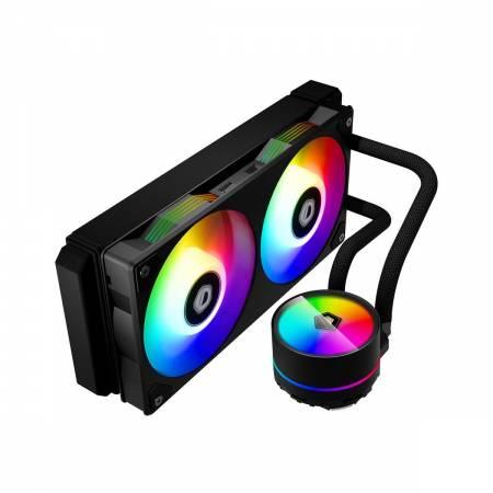 Водно охлаждане ID-Cooling Iceflow 240 aRGB подсветка
