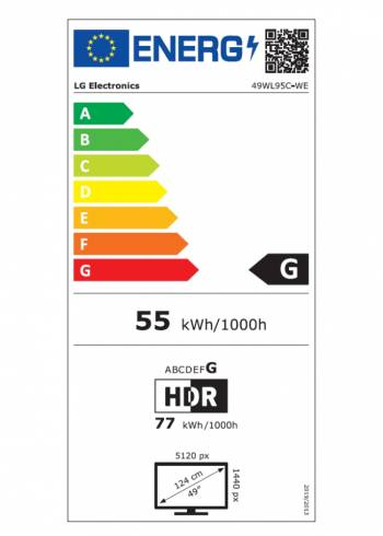 LG 49WL95C-WE