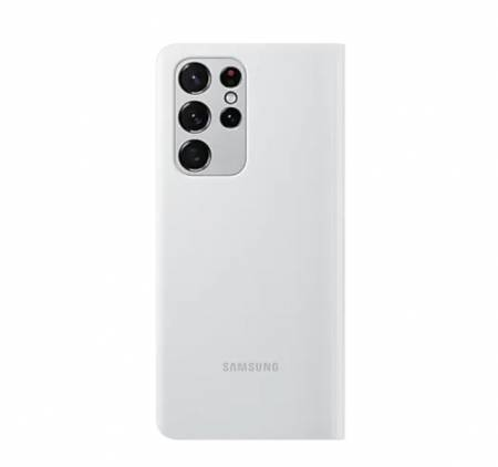 Samsung S21Ultra Smart LED View Cover Light Gray