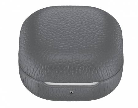 Samsung Buds Live/Pro Leather Cover Gray