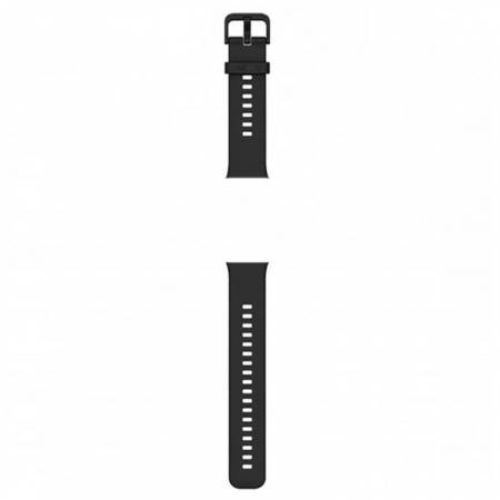 Huawei Graphite Black Silicone Strap for Watch GT