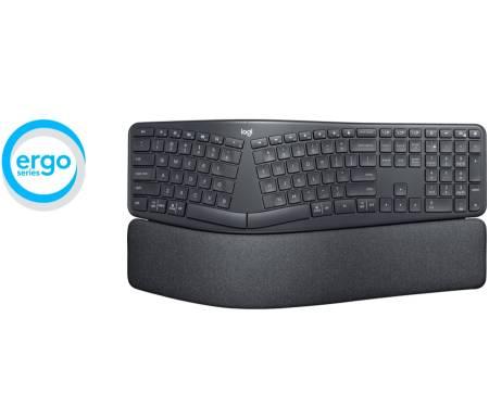 Logitech Wireless Keyboard ERGO K860