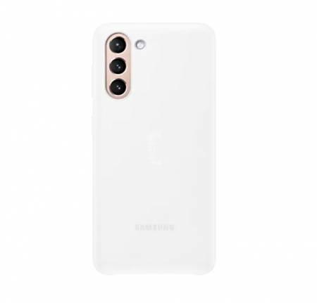 Samsung S21 Smart LED Cover White