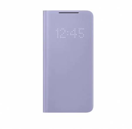 Samsung S21 Smart LED View Cover Violet