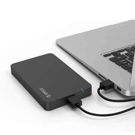 """Кутийка за 2.5"""" HDD/SSD дискове Orico 2569S3-V2-BK USB 3.0"""