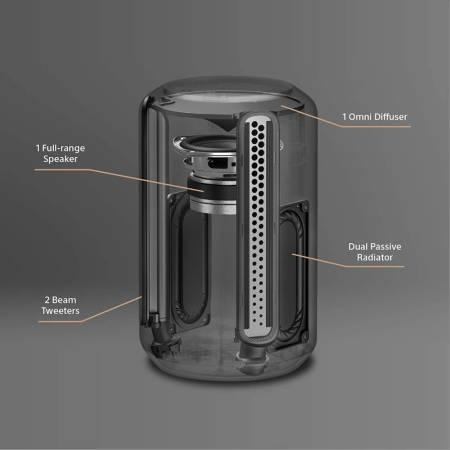 Sony SRS-RA3000 Portable Bluetooth  Speaker