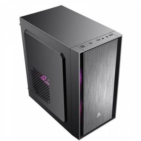 Кутия за настолен компютър Segotep Knight W1 KNIGHT-W1-BK с 500W захранване