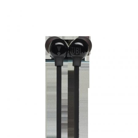 Bluetooth слушалки JBL Tune 125BT JBLT125BTBLK черни