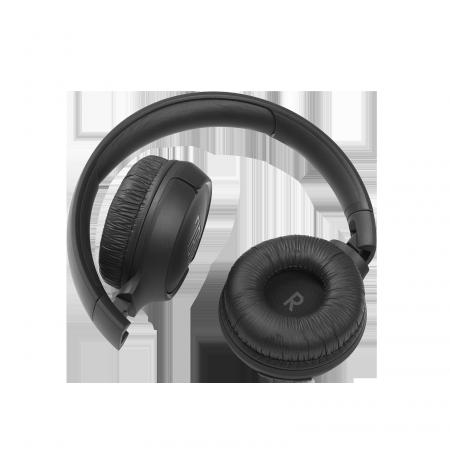 Bluetooth слушалки JBL Tune 510BT JBLT510BTBLKEU черни
