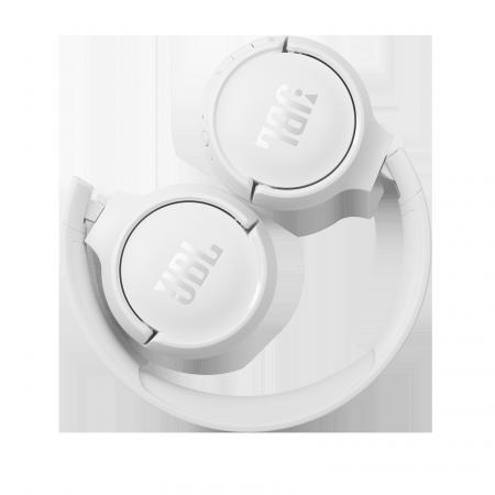 Bluetooth слушалки JBL Tune 510BT бели JBLT510BTWHTEU