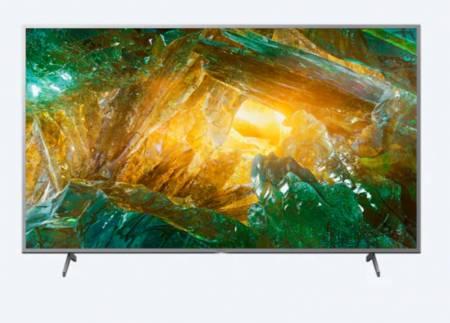 """Sony KE-65XH8077 65"""" 4K HDR TV BRAVIA"""
