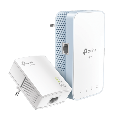 Powerline Wi-Fi KIT TP-Link TL-WPA7517 KIT AV1000