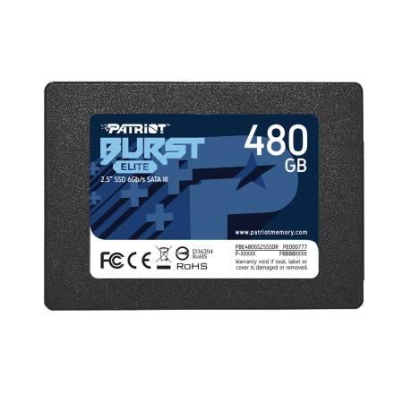 Patriot Burst Elite 480GB SATA3 2.5