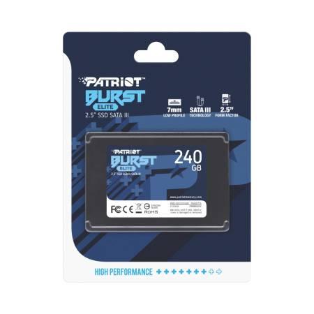 Patriot Burst Elite 240GB SATA3 2.5