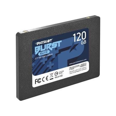 Patriot Burst Elite 120GB SATA3 2.5