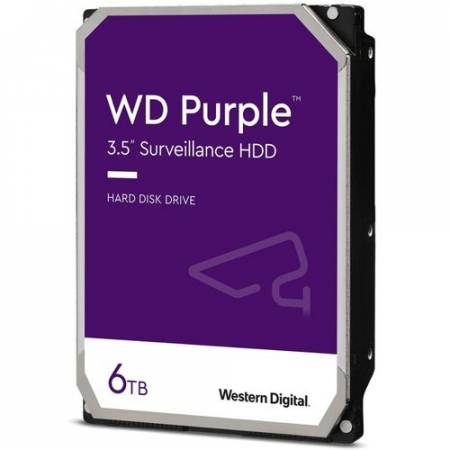 Western Digital Purple Surveillance 6TB