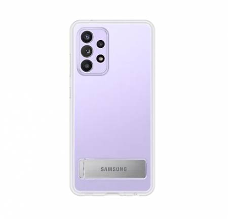 Samsung A52 Clear Standing Cover Transperant