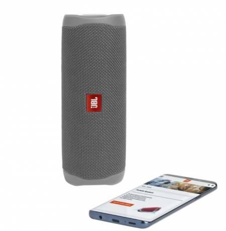 Bluetooth колонка JBL FLIP5 Grey JBLFLIP5GRY