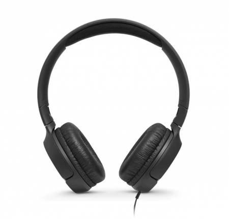 Слушалки JBL T500 BLK HEADPHONES JBLT500BLK