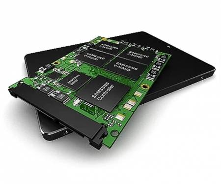 "Samsung Client PM881 256GB TLC V4 MAIA Int. 2.5"" SATA 6Gbps Read 540 MB/s"