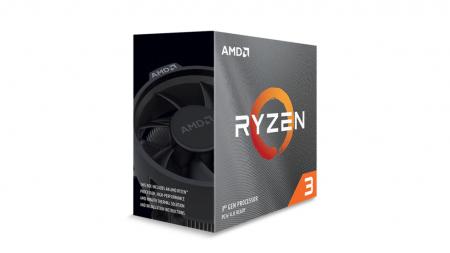Процесор AMD Ryzen 3 3300X 3.8/4.3 GHz AM4 100-100000159MPK