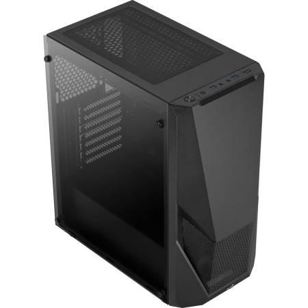 Кутия за настолен компютър Aerocool Zauron fRGB