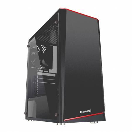 Кутия за настолен компютър Redragon Ratchet GC-530-BK