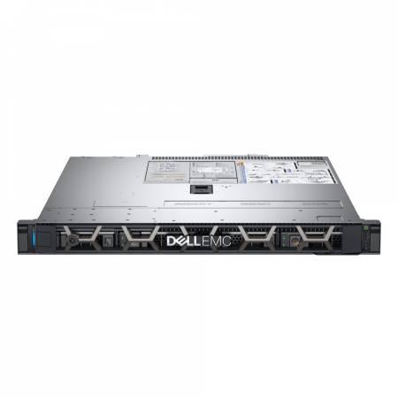 Dell EMC PowerEdge R340/Chassis 4 x 3.5 HotPlug/Intel Xeon E-2224/16GB/1x1TB/Rails/Bezel/No optical drive/Broadcom 5719 Quad Port 1GbE BASE-T Adapter PCIe Low Profile/PERC H330/iDRAC9 Bas/3Y Basic Onsite